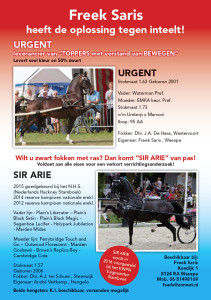 Sir Arie / Urgent